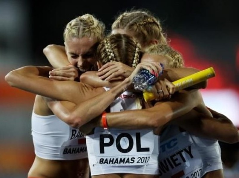 Nowe sztafety w IAAF World Relays w Jokohamie