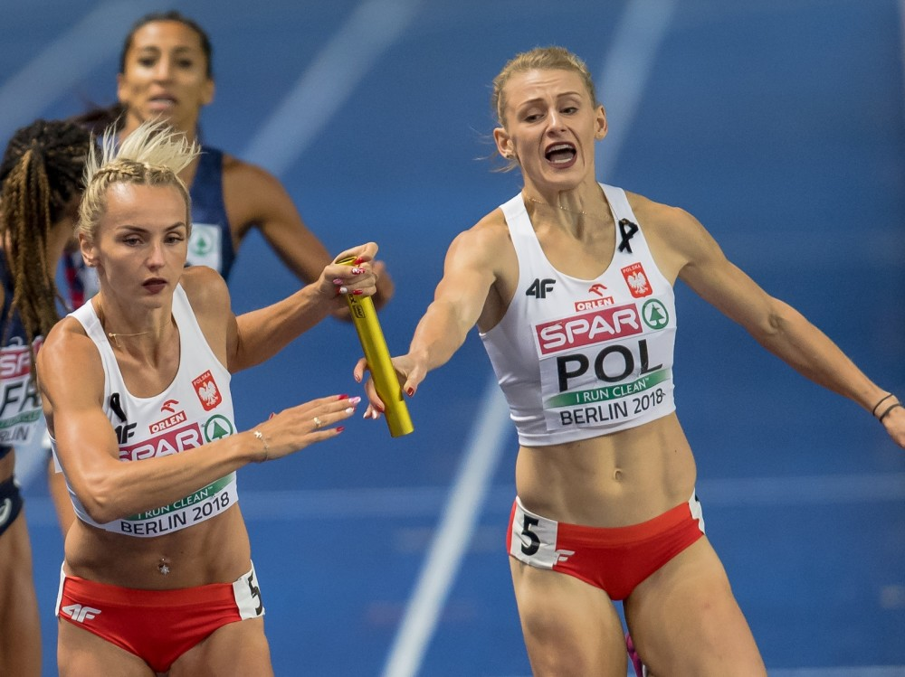 Pozostał rok do World Athletics Relays Silesia 2021
